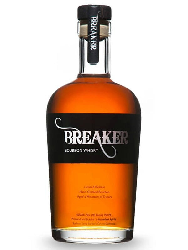 Breaker Bourbon Whisky - Bourbon - Don's Liquors & Wine - Don's Liquors & Wine