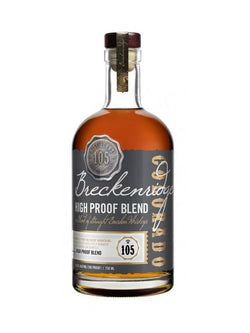 Breckenridge Distiller's High Proof Blend Straight Bourbon Whiskey - Whiskey - Don's Liquors & Wine - Don's Liquors & Wine