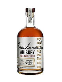 Breckenridge Port Cask Finish Bourbon Whiskey - Whiskey - Don's Liquors & Wine - Don's Liquors & Wine