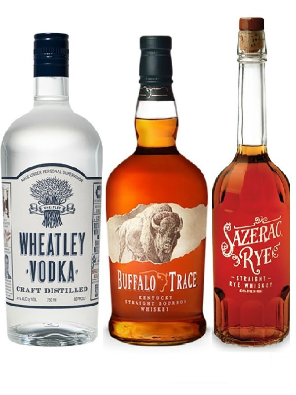 Buffalo Trace Distillery Mix Case Option 1 - Bourbon - Don's Liquors & Wine - Don's Liquors & Wine