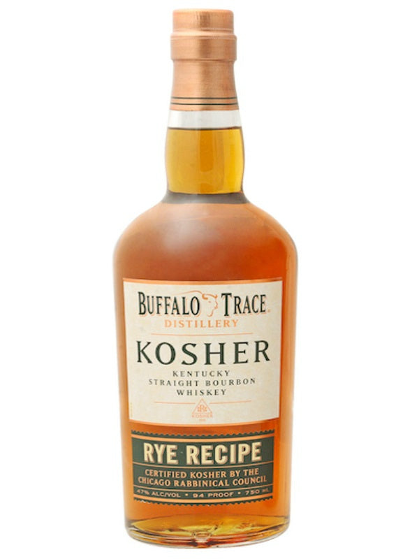 Buffalo Trace Kosher Bourbon Rye Recipe - Whiskey - Don's Liquors & Wine - Don's Liquors & Wine