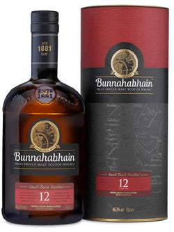 Bunnahabhain 12 Year Old Scotch Whisky