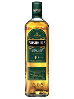 Bushmills 10 Year Old Irish Whiskey - Whiskey - Don's Liquors & Wine - Don's Liquors & Wine