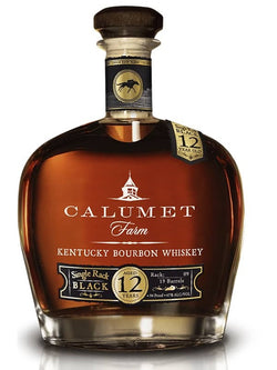 Calumet Farm Single Rack Black 12 Year