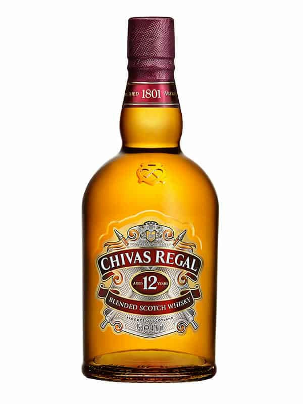 Chivas Regal 12 Year Blended Scotch Whiskey - Whiskey - Don's Liquors & Wine - Don's Liquors & Wine