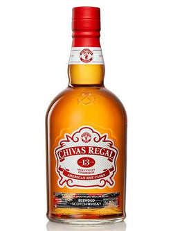 Chivas Regal 13 Year Old Manchester United Special Edition - Whiskey - Don's Liquors & Wine - Don's Liquors & Wine