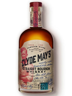 Clyde May's Straight Bourbon Whiskey - Whiskey - Don's Liquors & Wine - Don's Liquors & Wine