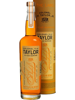E.H. Taylor, Jr. 18 Year Marriage Bourbon Whiskey - Whiskey - Don's Liquors & Wine - Don's Liquors & Wine