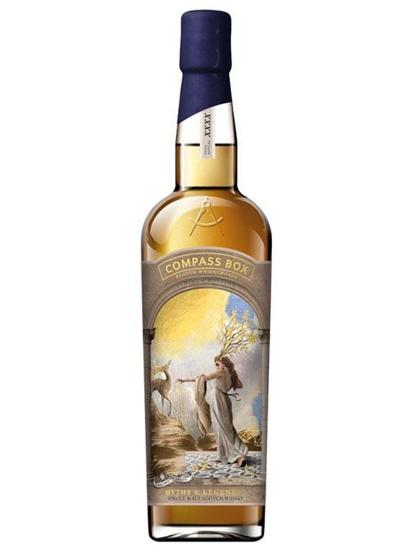 Compass Box Myths & Legends Collection - Whiskey - Don's Liquors & Wine - Don's Liquors & Wine