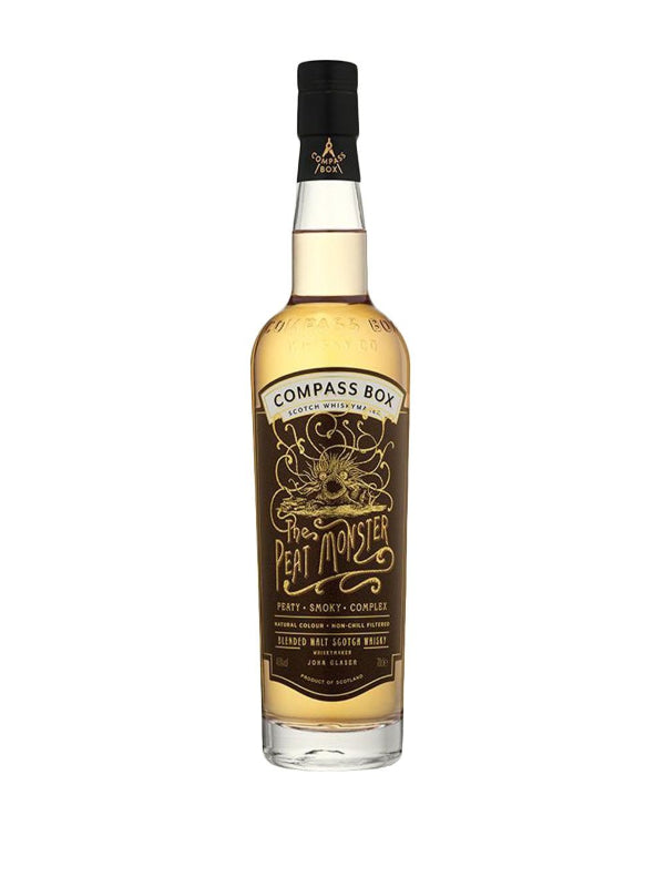 Compass Box The Peat Monster - Whiskey - Don's Liquors & Wine - Don's Liquors & Wine