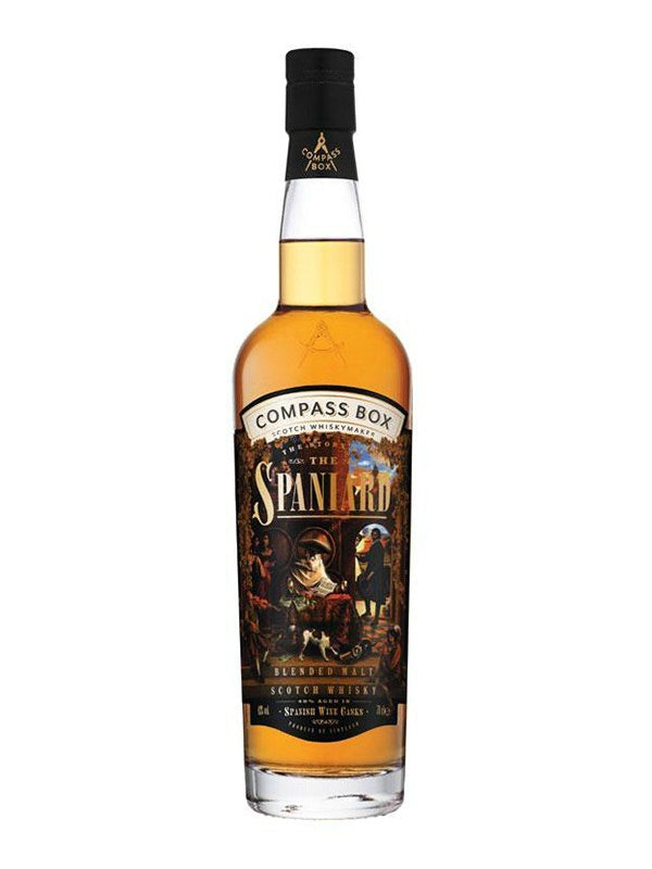 Compass Box The Story of the Spaniard - Whiskey - Don's Liquors & Wine - Don's Liquors & Wine