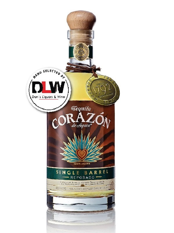 Corazon Reposado 1792 Barrel Don's Liquors & Wine Single Barrel - Tequila - Don's Liquors & Wine - Don's Liquors & Wine