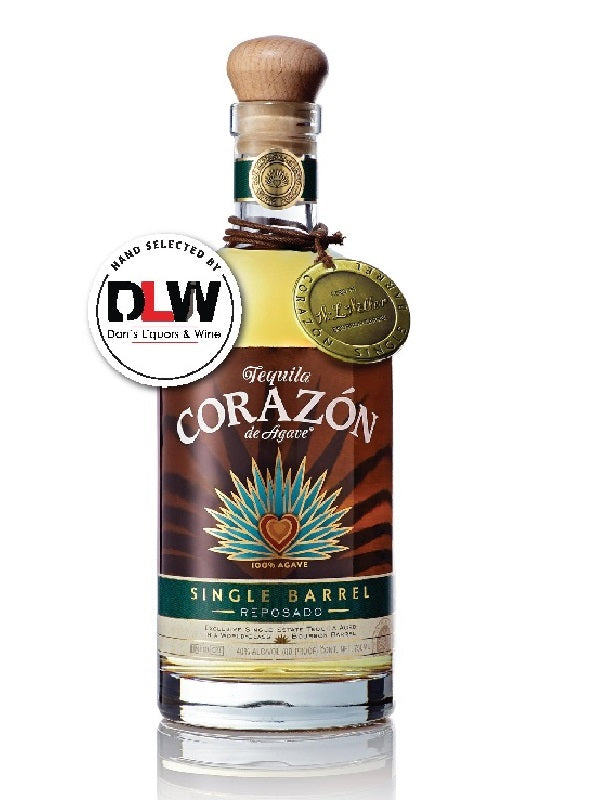 Corazon Reposado Weller Barrel Don's Liquors & Wine Single Barrel - Tequila - Don's Liquors & Wine - Don's Liquors & Wine