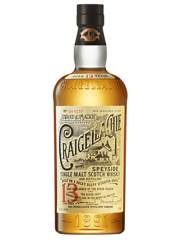 Craigellachie 13 Year Old Scotch Whisky - Scotch - Don's Liquors & Wine - Don's Liquors & Wine