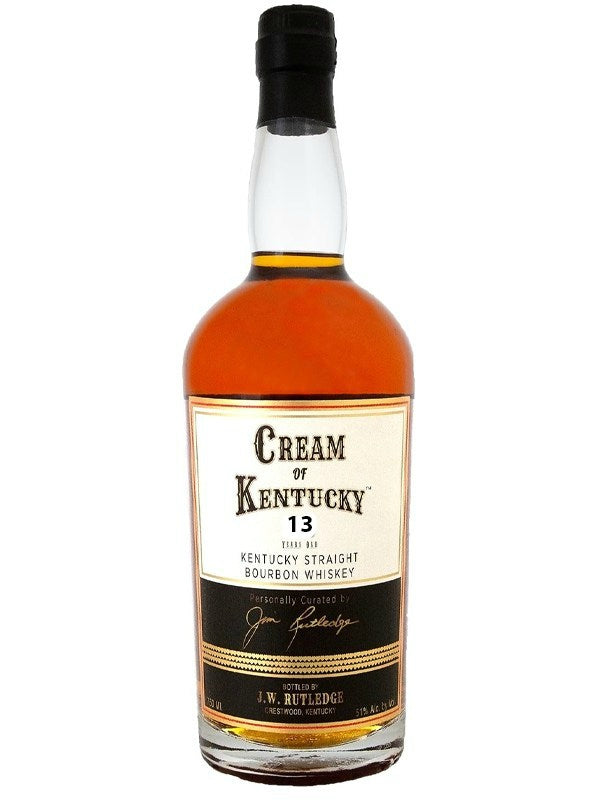 Cream of Kentucky 13 Year Old Bourbon Whiskey Batch 5