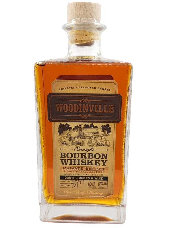 Woodinville Don's Liquors & Wine Single Barrel