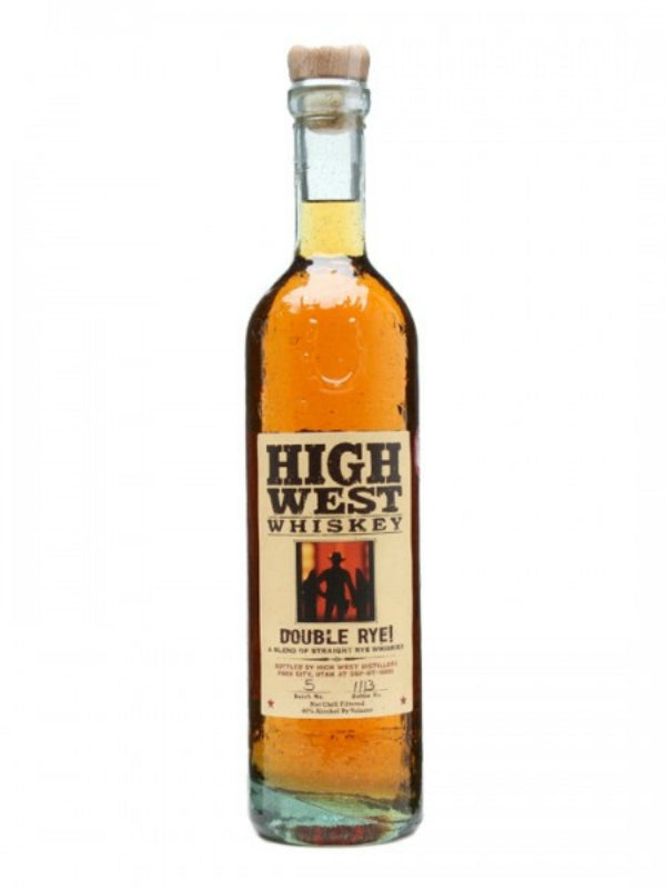 High West Double Rye Whiskey - Whiskey - Don's Liquors & Wine - Don's Liquors & Wine