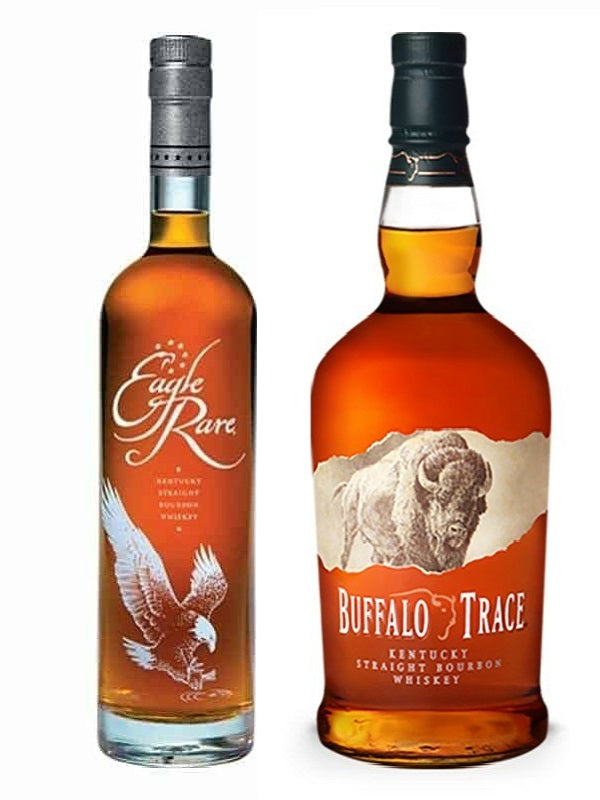 Eagle Rare 10 Year & Buffalo Trace - Bourbon - Don's Liquors & Wine - Don's Liquors & Wine
