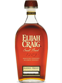 Elijah Craig Barrel Proof Bourbon (B520) - Bourbon - Don's Liquors & Wine - Don's Liquors & Wine