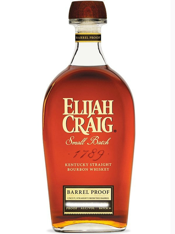 Elijah Craig Barrel Proof Batch B520 - Bourbon - Don's Liquors & Wine - Don's Liquors & Wine