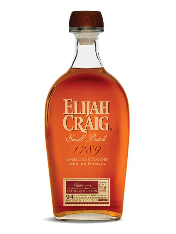 Elijah Craig Small Batch Bourbon - Bourbon - Don's Liquors & Wine - Don's Liquors & Wine