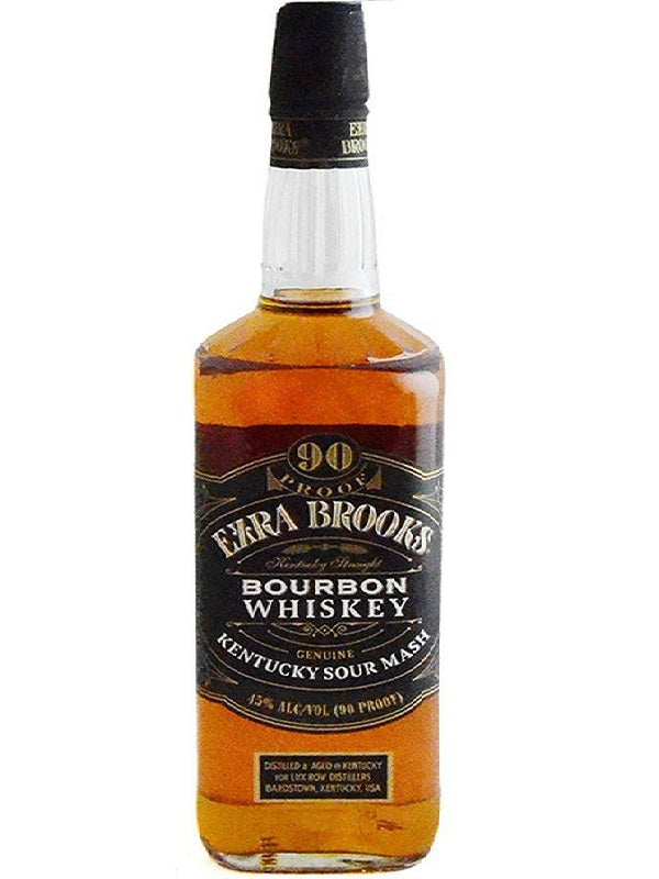 Ezra Brooks Kentucky Straight Bourbon Whiskey - Whiskey - Don's Liquors & Wine - Don's Liquors & Wine