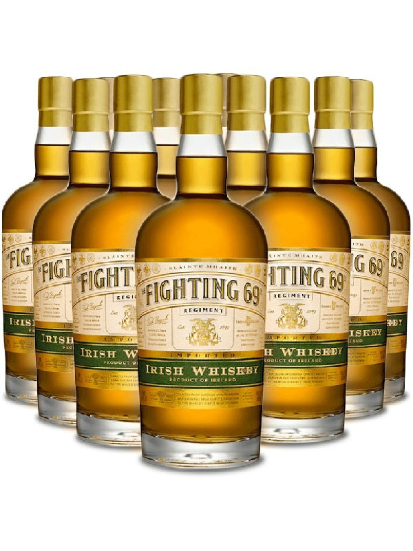 The Fighting 69th Irish Whiskey Case - Whiskey - Don's Liquors & Wine - Don's Liquors & Wine