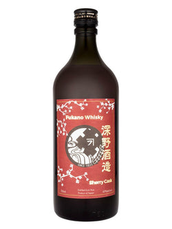 Fukano Sherry Cask Whiskey - Japanese Whisky - Don's Liquors & Wine - Don's Liquors & Wine