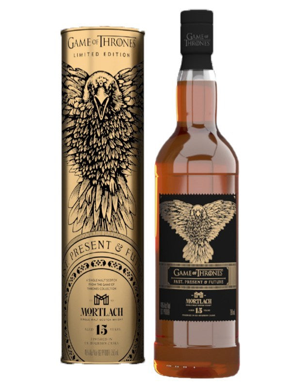 Game Of Thrones Six Kingdoms Mortlach 15
