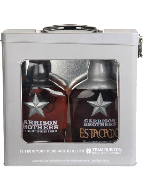 Garrison Brothers Holiday Gift Pack feat. Boot Flask and Estacado - Whiskey - Don's Liquors & Wine - Don's Liquors & Wine