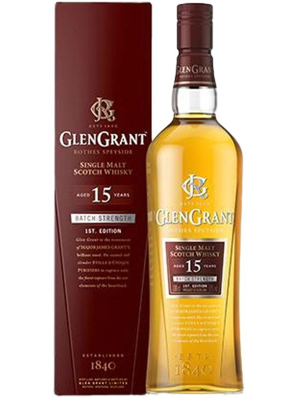 Glen Grant 15 Year Old Scotch Whisky - Scotch - Don's Liquors & Wine - Don's Liquors & Wine