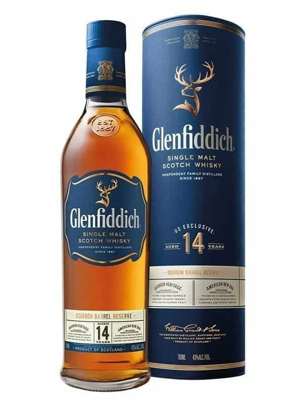Glenfiddich 14 Year Old Scotch Whiskey - Scotch - Don's Liquors & Wine - Don's Liquors & Wine