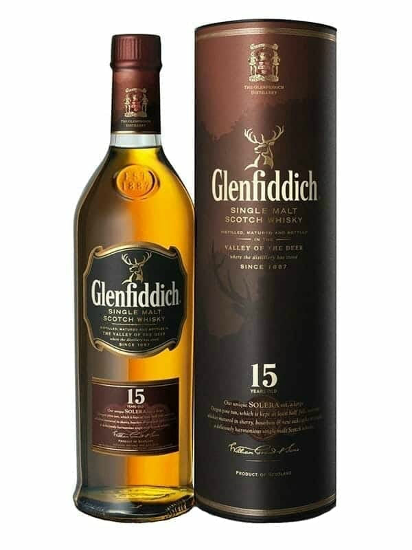 Glenfiddich 15 Year Old Scotch - Scotch - Don's Liquors & Wine - Don's Liquors & Wine