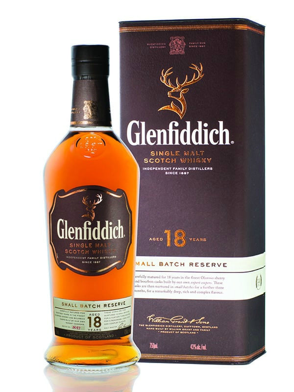 Glenfiddich 18 Year Old Scotch Whiskey - Scotch - Don's Liquors & Wine - Don's Liquors & Wine