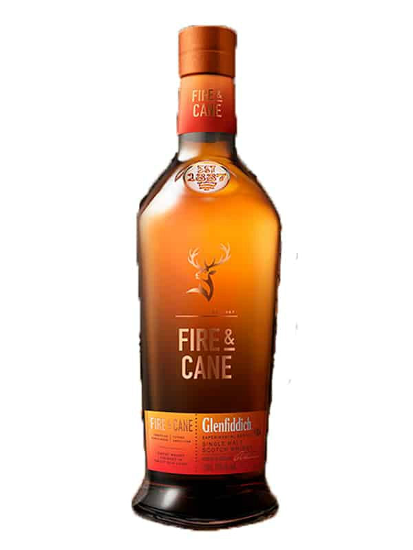 Glenfiddich Fire & Cane - Scotch - Don's Liquors & Wine - Don's Liquors & Wine