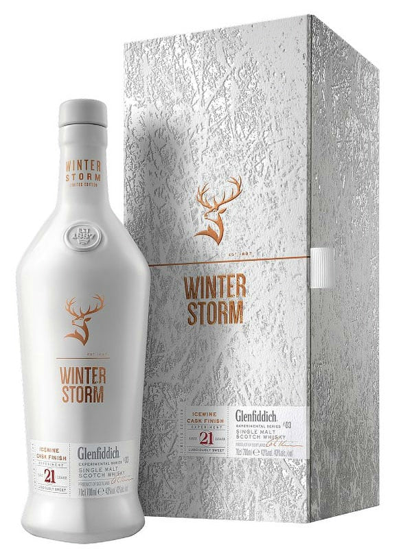 Glenfiddich Winter Storm 21 Year - Scotch - Don's Liquors & Wine - Don's Liquors & Wine
