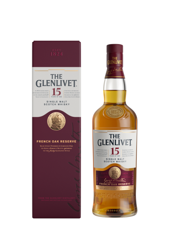 The Glenlivet 15 Year Single Malt Scotch - Whiskey - Don's Liquors & Wine - Don's Liquors & Wine