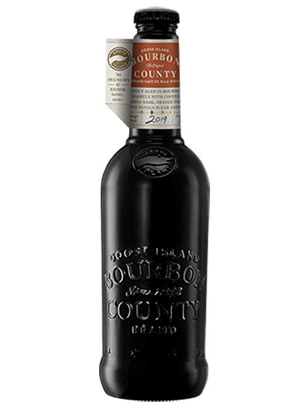 Goose Island Bourbon County Cafe De Olla Stout 2019 - Bourbon - Don's Liquors & Wine - Don's Liquors & Wine