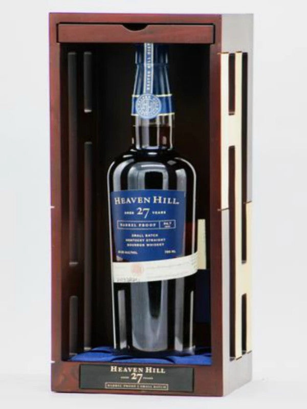 Heaven Hill 27 Year Barrel Proof Bourbon Whiskey - Whiskey - Don's Liquors & Wine - Don's Liquors & Wine