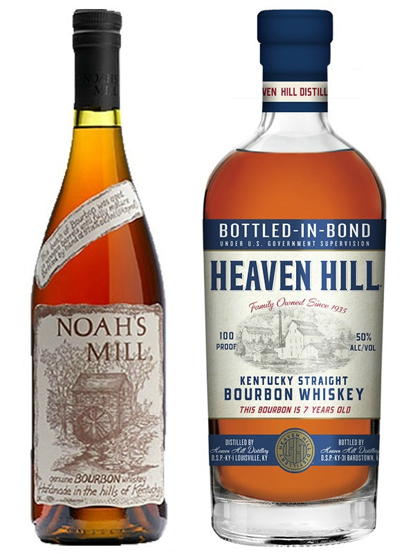 Heaven Hill 7 Year Bottled-In-Bond Bourbon - Bourbon - Don's Liquors & Wine - Don's Liquors & Wine