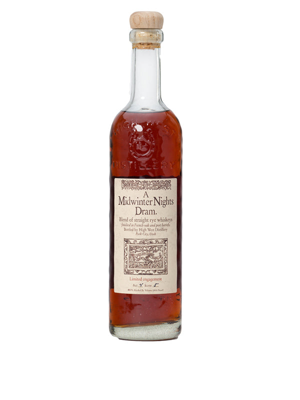A Midwinter Night's Dram Act 6 - Whiskey - Don's Liquors & Wine - Don's Liquors & Wine