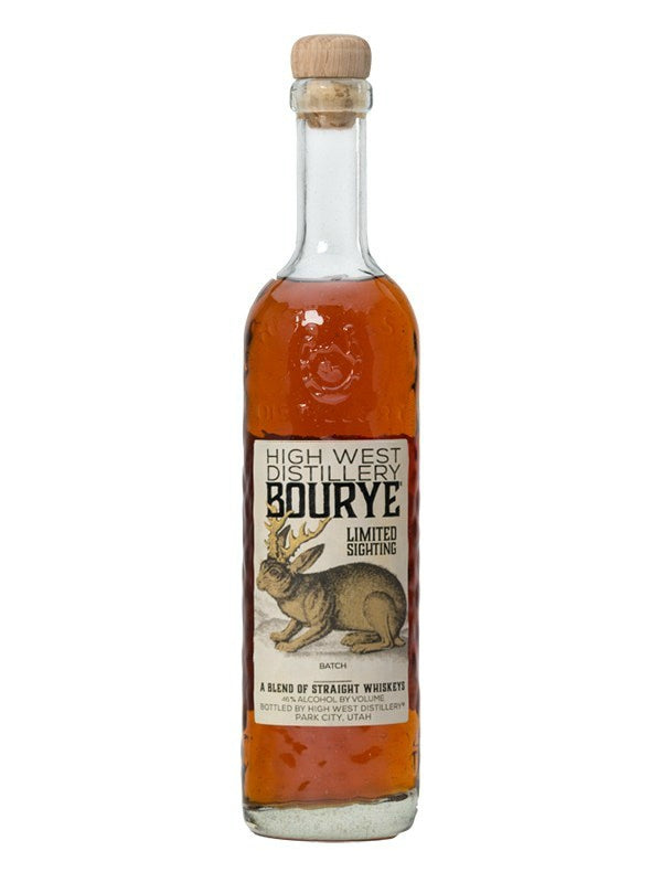High West Bourye Blended Whiskey - Whiskey - Don's Liquors & Wine - Don's Liquors & Wine