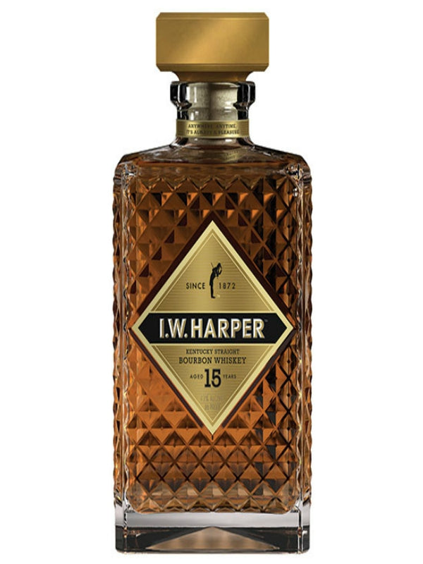 I.W. Harper 15 Year Old Straight Bourbon - Bourbon - Don's Liquors & Wine - Don's Liquors & Wine