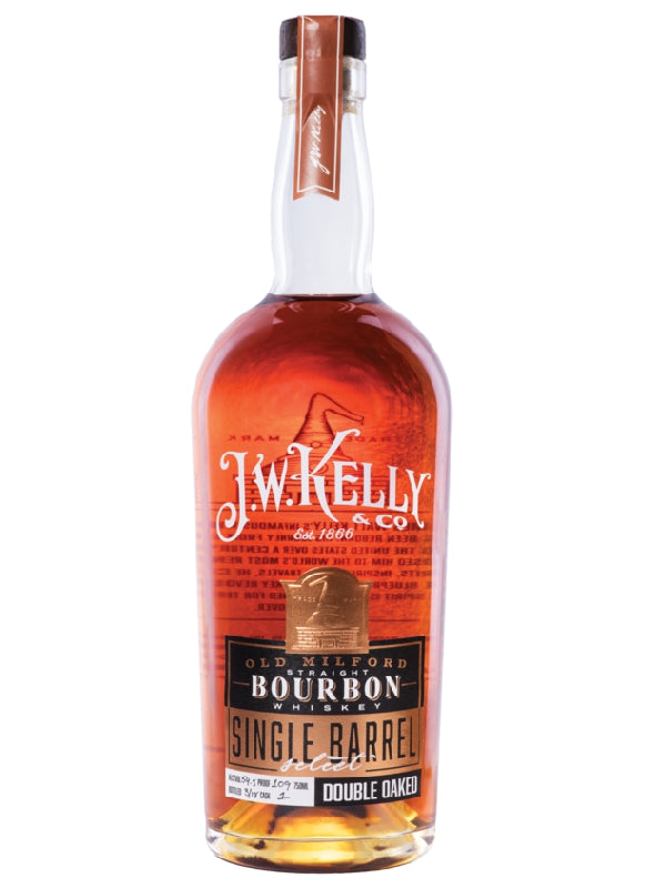 J.W. Kelly Single Barrel Bourbon