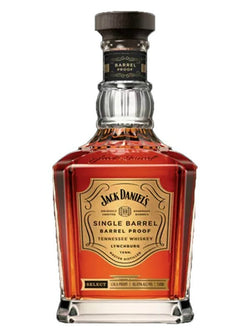Jack Daniel's Single Barrel Barrel Proof Tennessee Whiskey - Whiskey - Don's Liquors & Wine - Don's Liquors & Wine