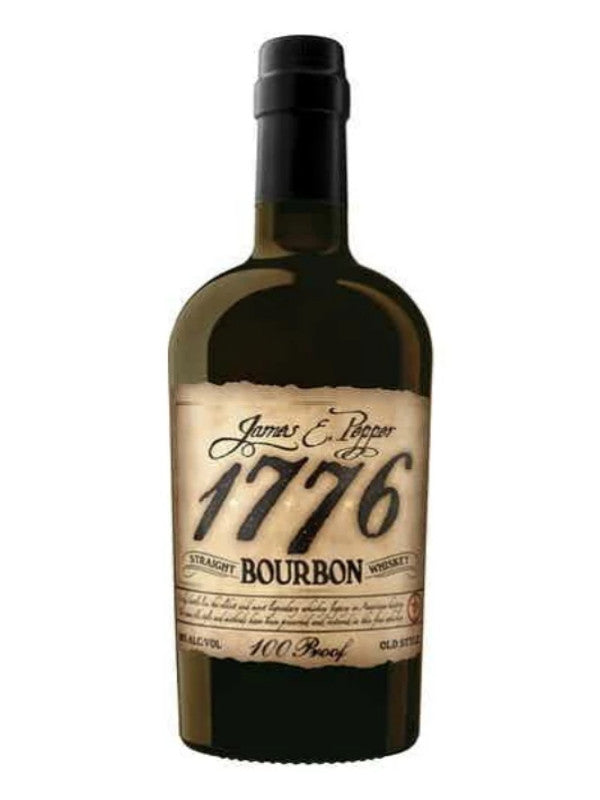 James E. Pepper 1776 Straight Bourbon - Whiskey - Don's Liquors & Wine - Don's Liquors & Wine