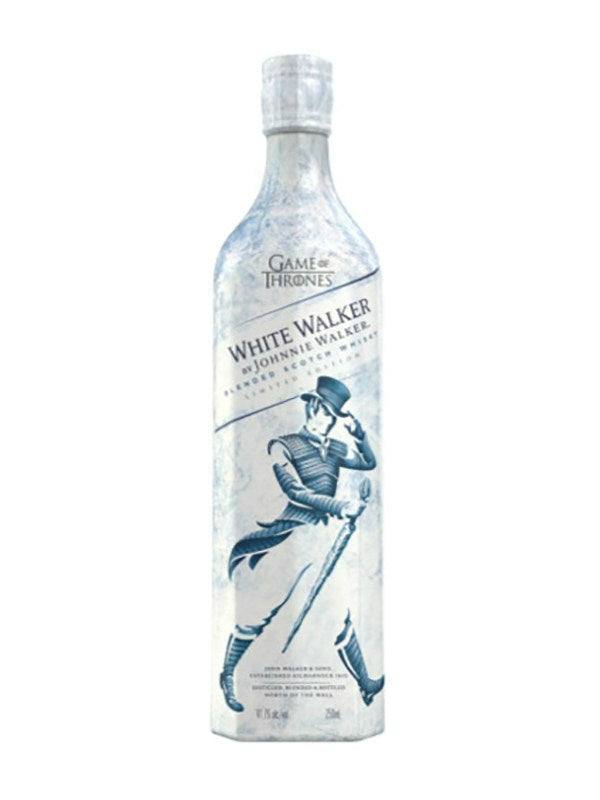 Johnnie Walker White Walker (Limited Game of Thrones Edition) - Whiskey - Don's Liquors & Wine - Don's Liquors & Wine
