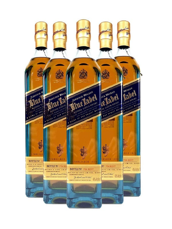 Johnnie Walker Blue Label Case - Whiskey - Don's Liquors & Wine - Don's Liquors & Wine
