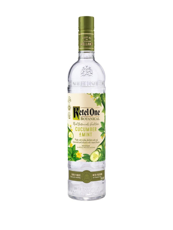 Ketel One Cucumber & Mint - Vodka - Don's Liquors & Wine - Don's Liquors & Wine