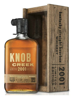Knob Creek 2001 Limited Edition Bourbon Whiskey - Whiskey - Don's Liquors & Wine - Don's Liquors & Wine